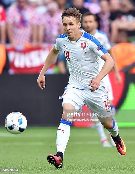 SaintEtienne Football UEFA Euro 2016 group D game between Czech Republic and Croatia Lukasz Laskowski / PressFocus/MB Media