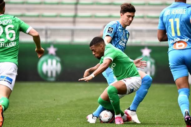 FRA: AS Saint-Etienne v Olympique Marseille - Ligue 1