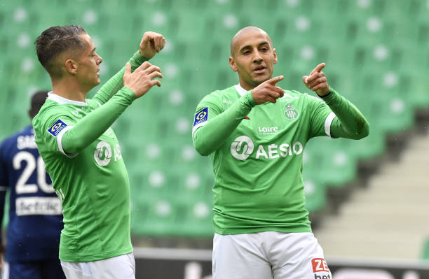 FRA: AS Saint-Etienne v Girondins Bordeaux - Ligue 1
