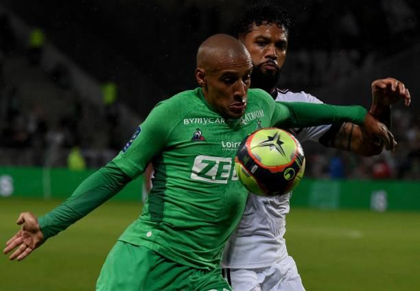 FRA: AS Saint-Etienne v Girondins de Bordeaux - Ligue 1 Uber Eats