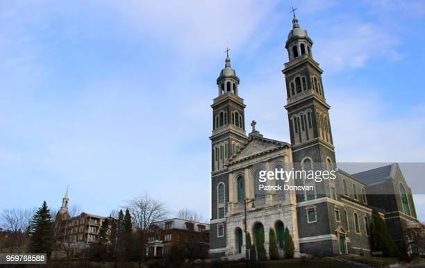 Saint-François-Xavier Cathedral, Chicoutimi, Quebec, Canada