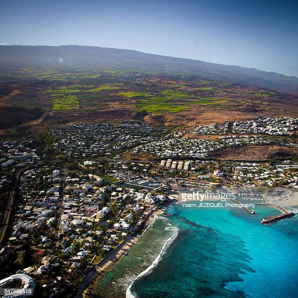 Saint-Gilles, La Reunion island