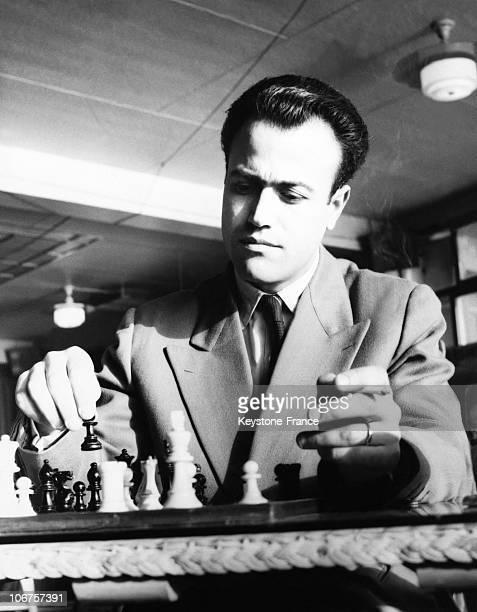 SaintLeonardOnSea Hastings International Chess Congress Milko Robotson Of Bulgaria In 1959