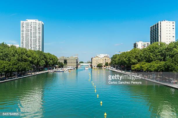 Saint-Martin canal