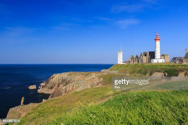Saint-Mathieu lighthouse (Phare de Saint-Mathieu) - Brittany/ France