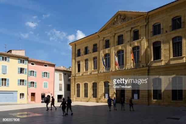 Saint-Maximin-La-sainte-Baume-city hall