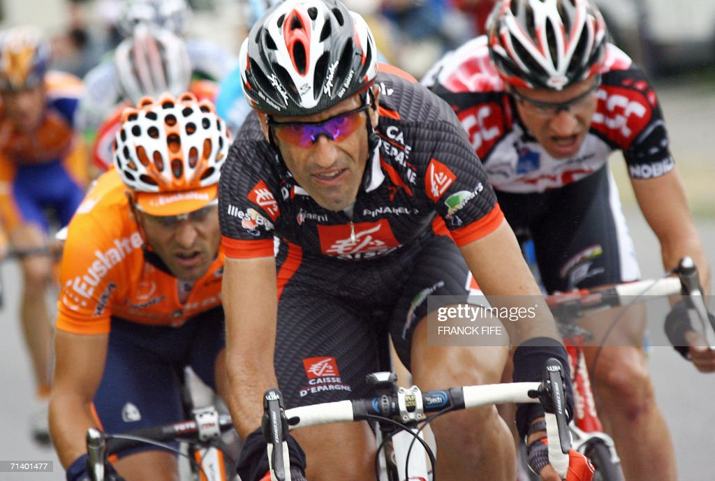Spain's Jose Vicente Garcia Ac...