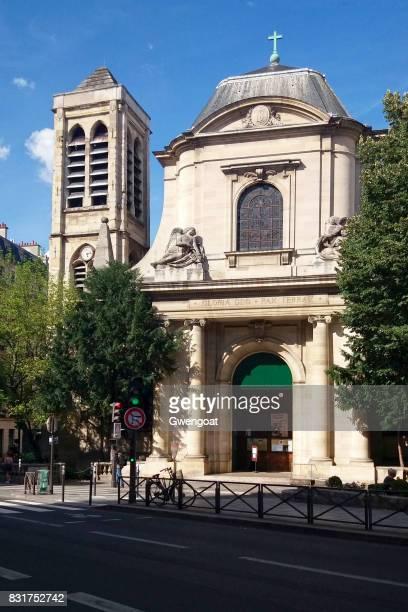 Saint-Nicolas-du Chardonnet in Paris