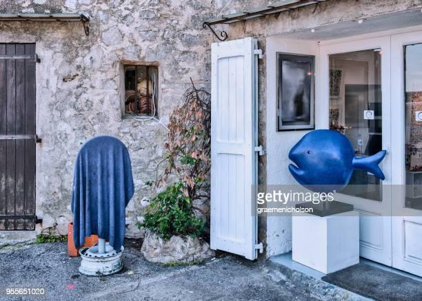 saint paul de vence - saint paul de vence photos et images de collection