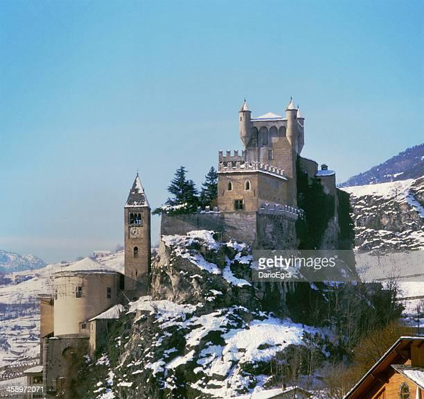 Architettura della Castello di Saint-Pierre