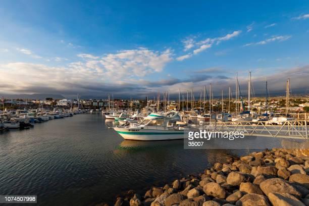 puerto de san pedro, la isla de la reunión, territorio de ultramar de francés - isla reunion fotografías e imágenes de stock