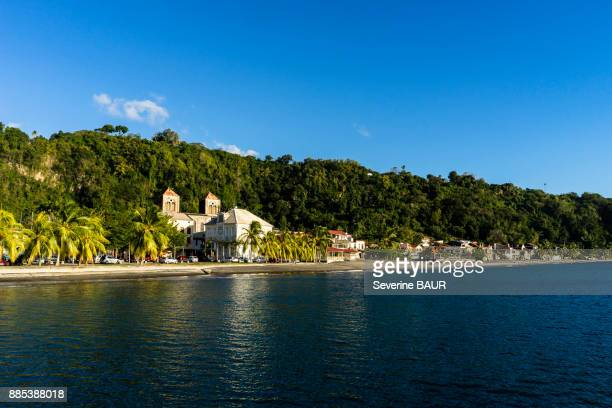 Saint-Pierres bay, Martinique, France
