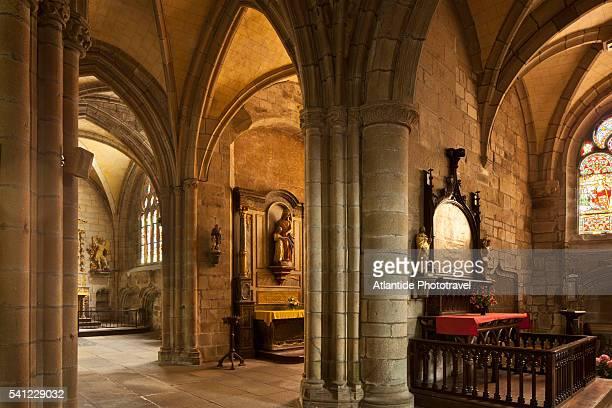 Saint-Pol-de-Léon Cathedral, Saint-Pol-de-Léon, France