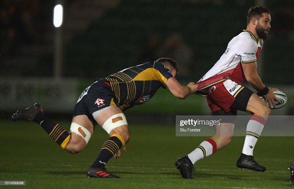 GBR: Worcester Warriors v Northampton Saints - Gallagher Premiership Rugby