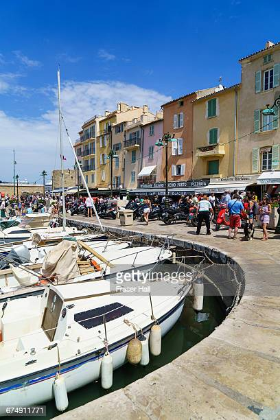 Saint-Tropez, Cote d'Azur, French Riviera, France