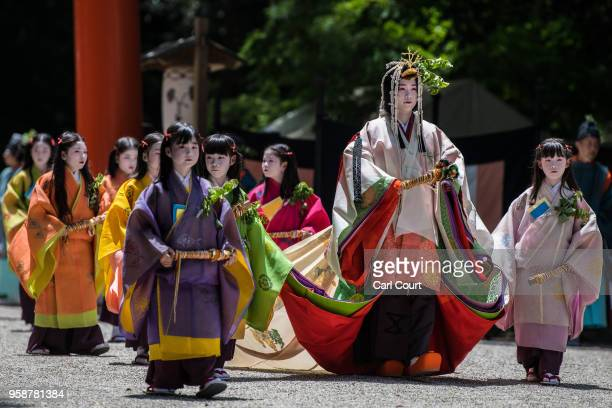SaioDai whose role is now played by an unmarried woman from Kyoto but was traditionally carried out by a sister or daughter of the Emperor to...