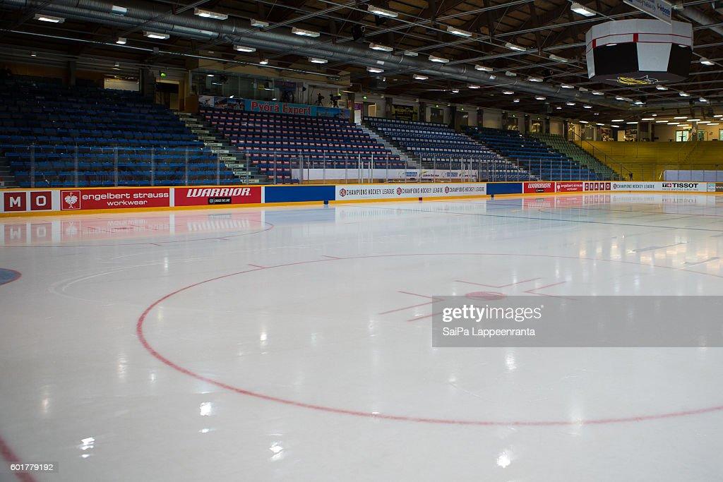 FIN: SaiPa Lappeenranta v Eisbaren Berlin - Champions Hockey League