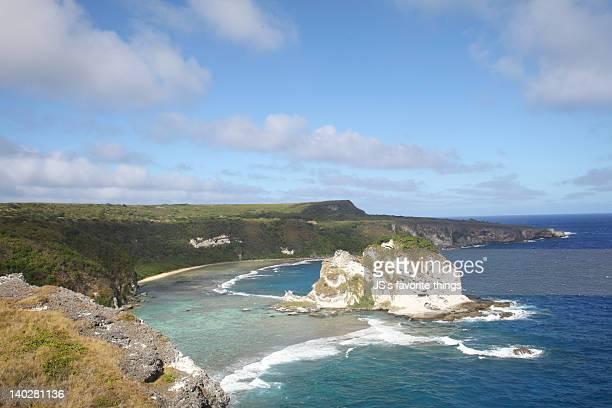 saipan island - 北マリアナ諸島 ストックフォトと画像