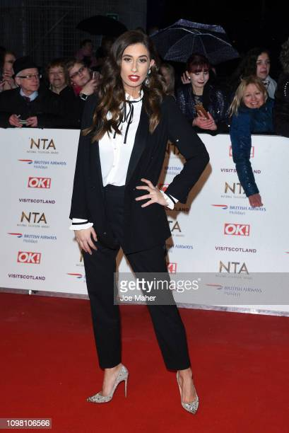 Saira Khan attends the National Television Awards held at The O2 Arena on January 22 2019 in London England