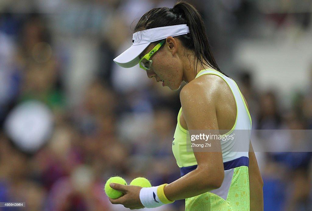 WTA Elite Trophy 2015 - Day 4