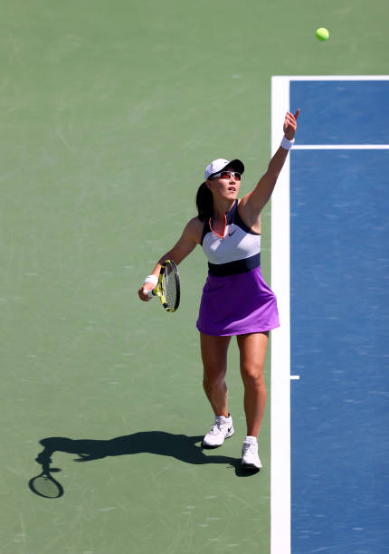 ARE: Dubai Duty Free Tennis - Day Two