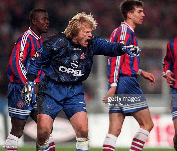 Saison 96/97 am 11296 Torwart Oliver KAHN