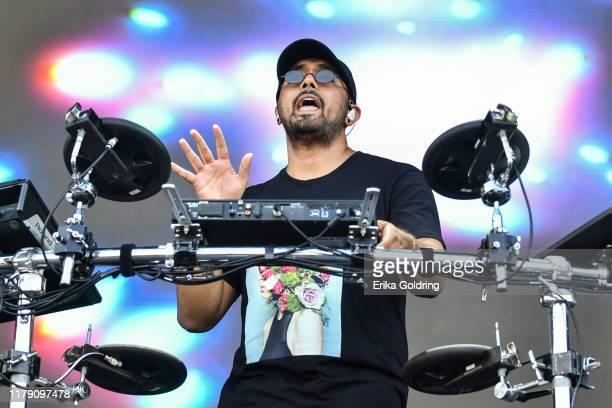 Sajeeb Saha aka Jai Wolf performs during Austin City Limits Festival at Zilker Park on October 04, 2019 in Austin, Texas.