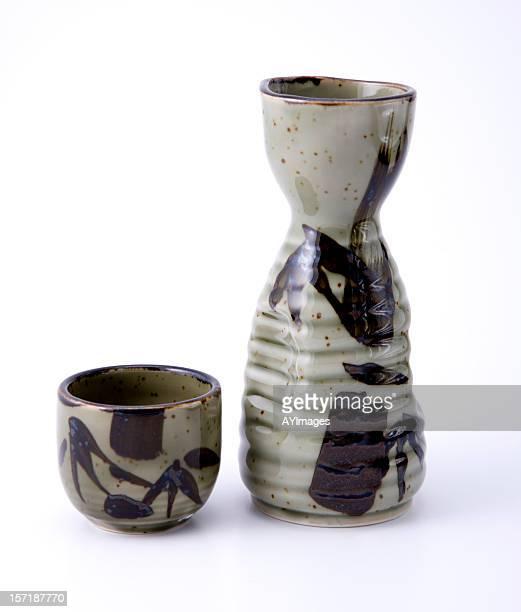 saké - saki stock photos and pictures