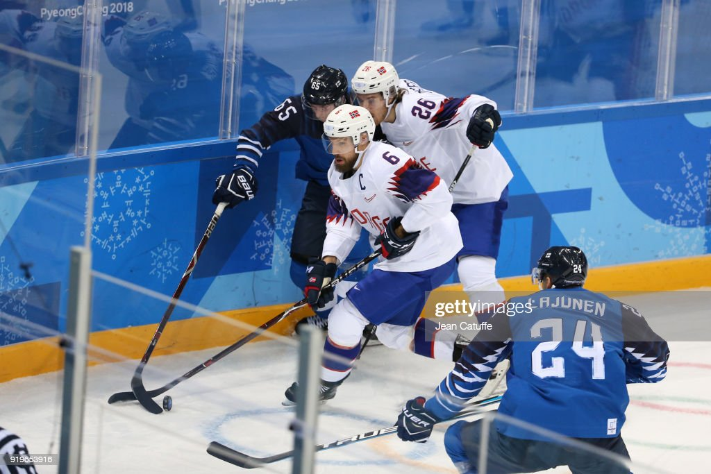 Ice Hockey - Winter Olympics Day 7