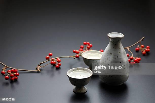 Sake and smilax china