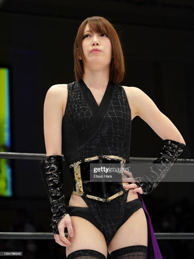 Stardom - Women's Pro-Wrestling : News Photo