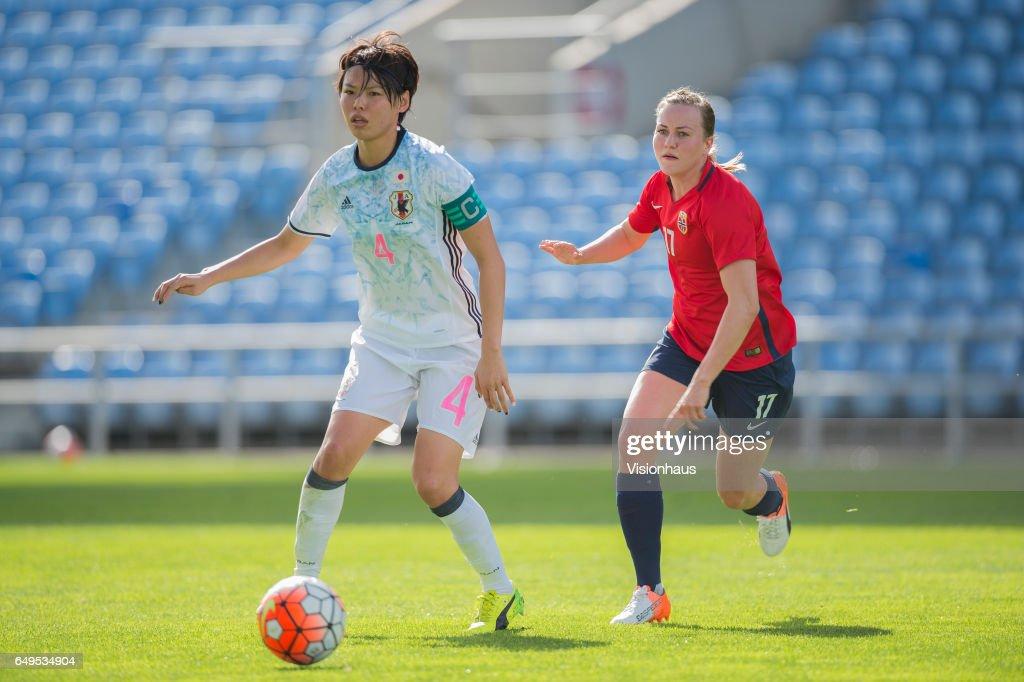 Norway v Japan - Women's Algarve Cup