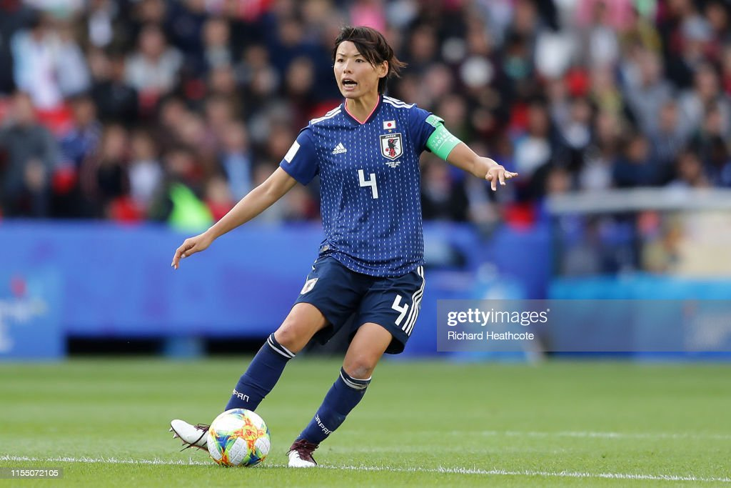 Argentina v Japan: Group D - 2019 FIFA Women's World Cup France : ニュース写真