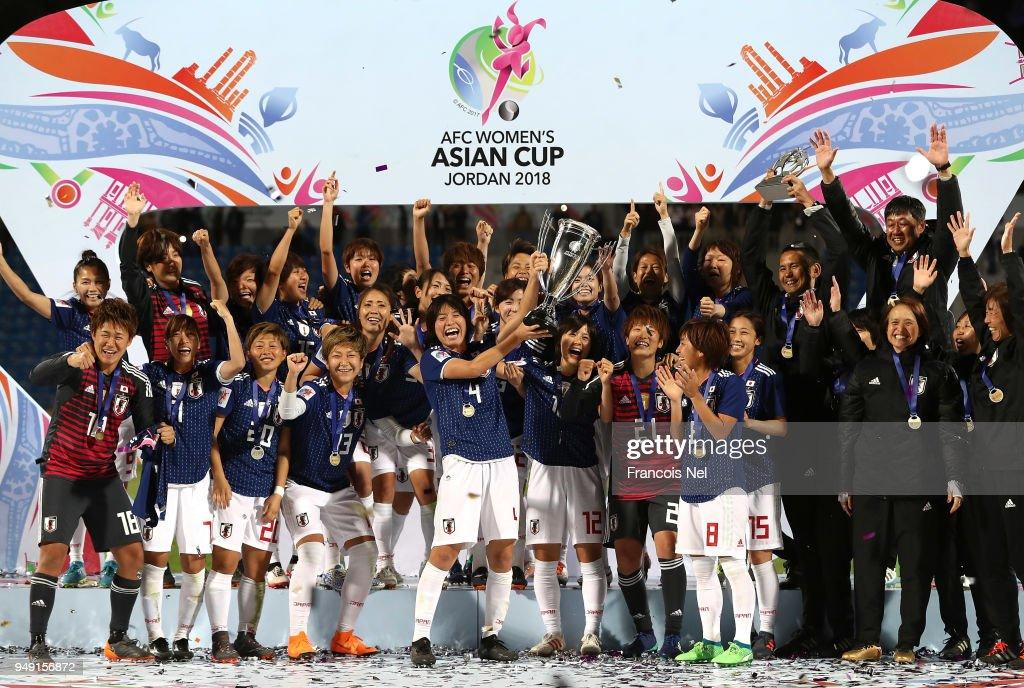 Japan v Australia - AFC Women's Asian Cup Final : ニュース写真