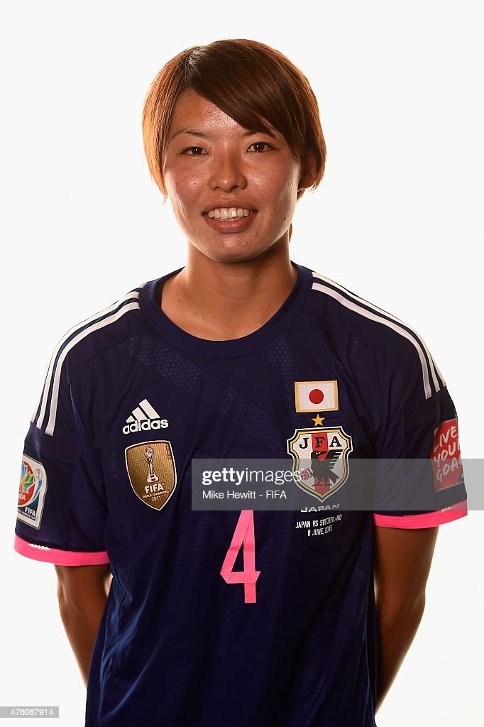 Japan Portraits - FIFA Women's World Cup 2015
