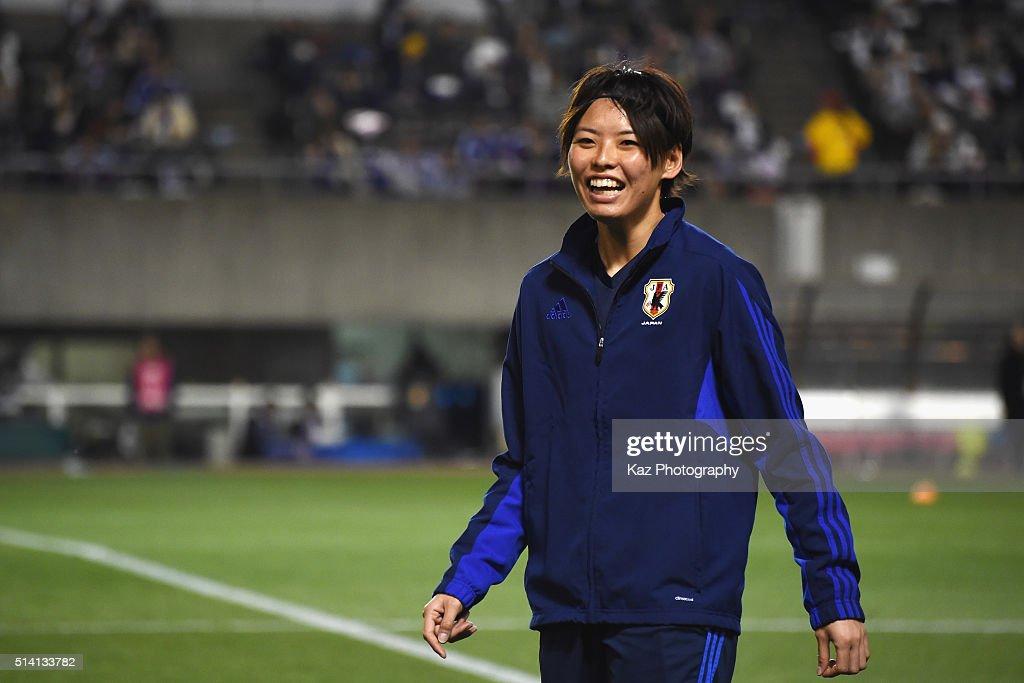 Vietnam v Japan - AFC Women's Olympic Final Qualification Round