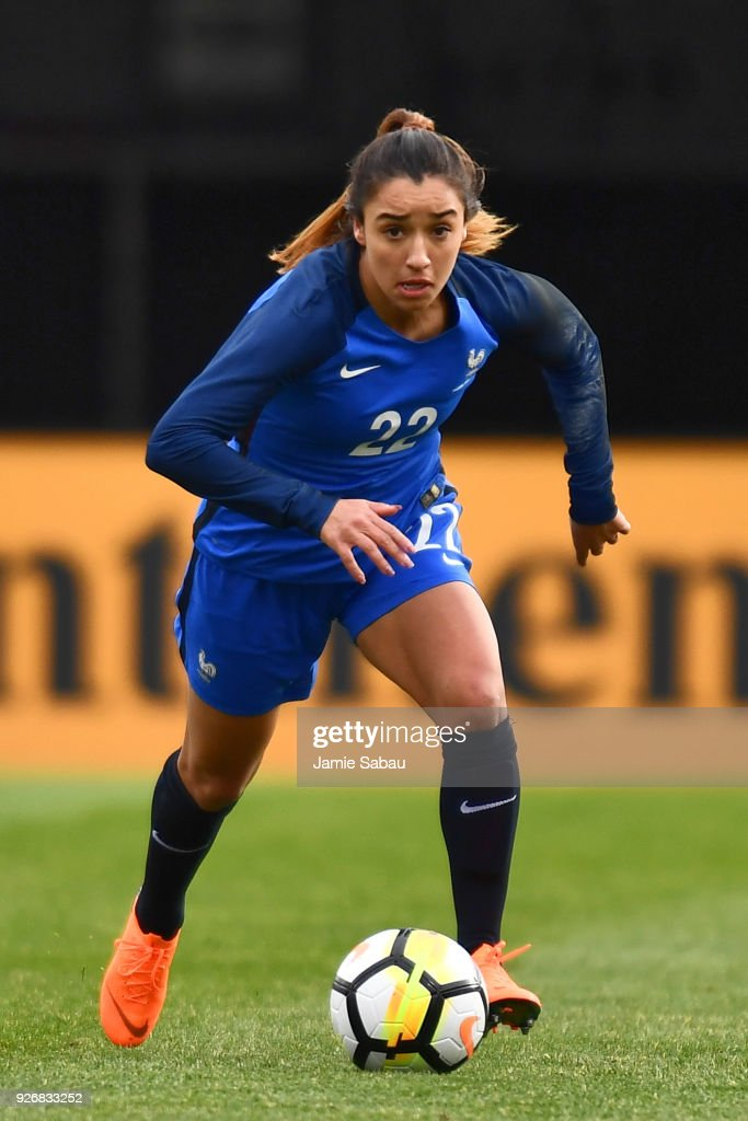 2018 SheBelieves Cup - England v France