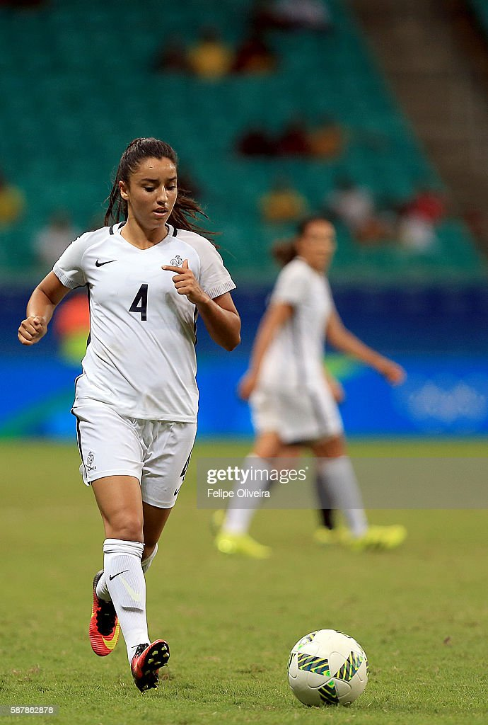 New Zealand v France: Women's Football - Olympics: Day 4