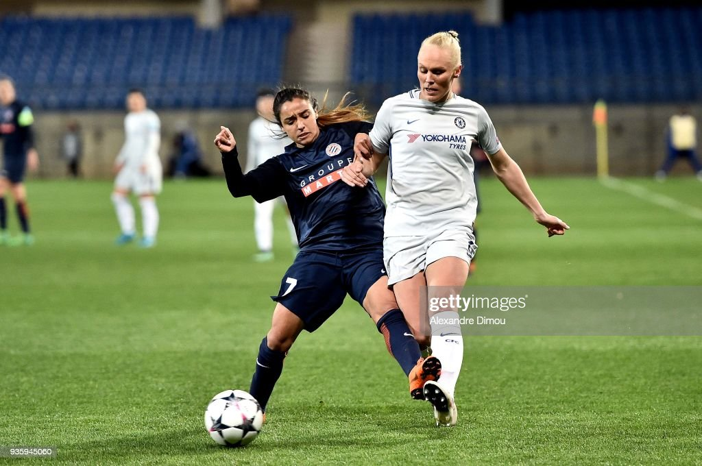 Montpellier v Chelsea - Women's Champions League