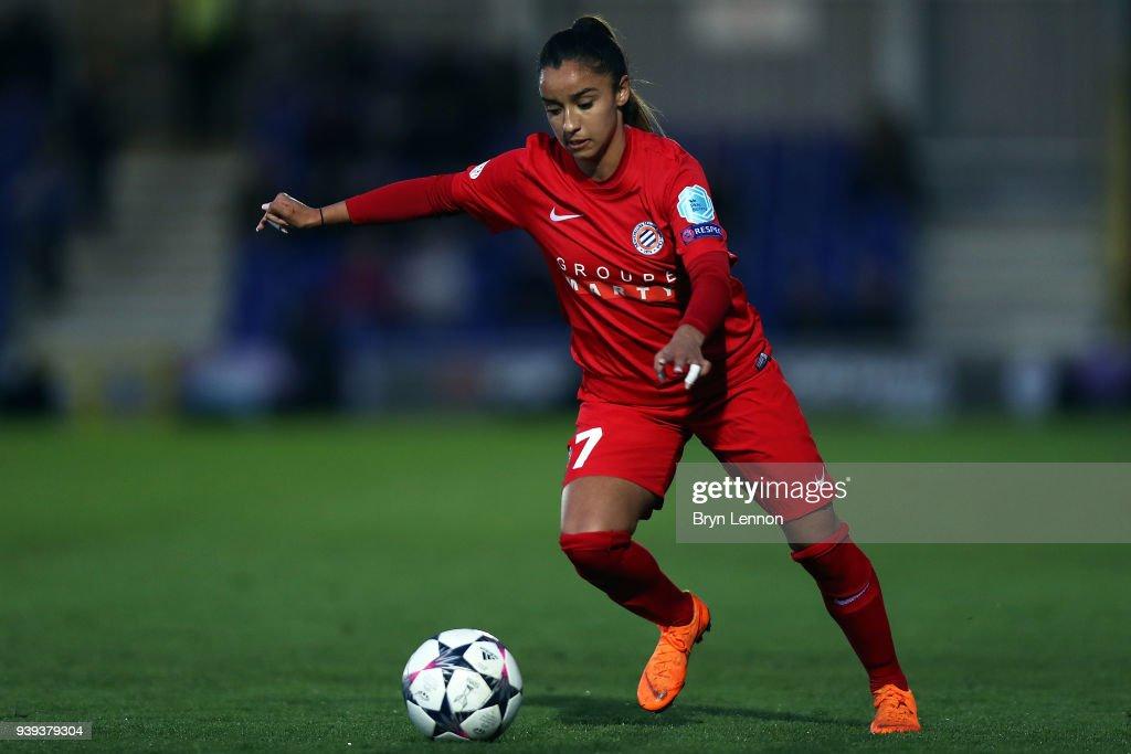 Chelsea Ladies v Montpellier - UEFA Womens Champions League Quarter-Final: Second Leg