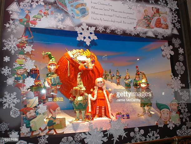 Saks Fifth Avenue Christmas Windows