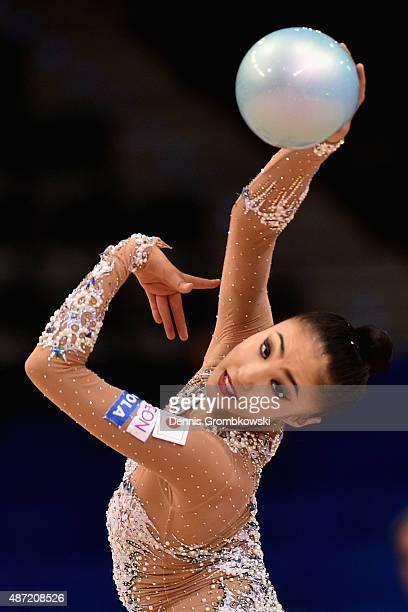 世界新体操選手権 画像と写真   ...