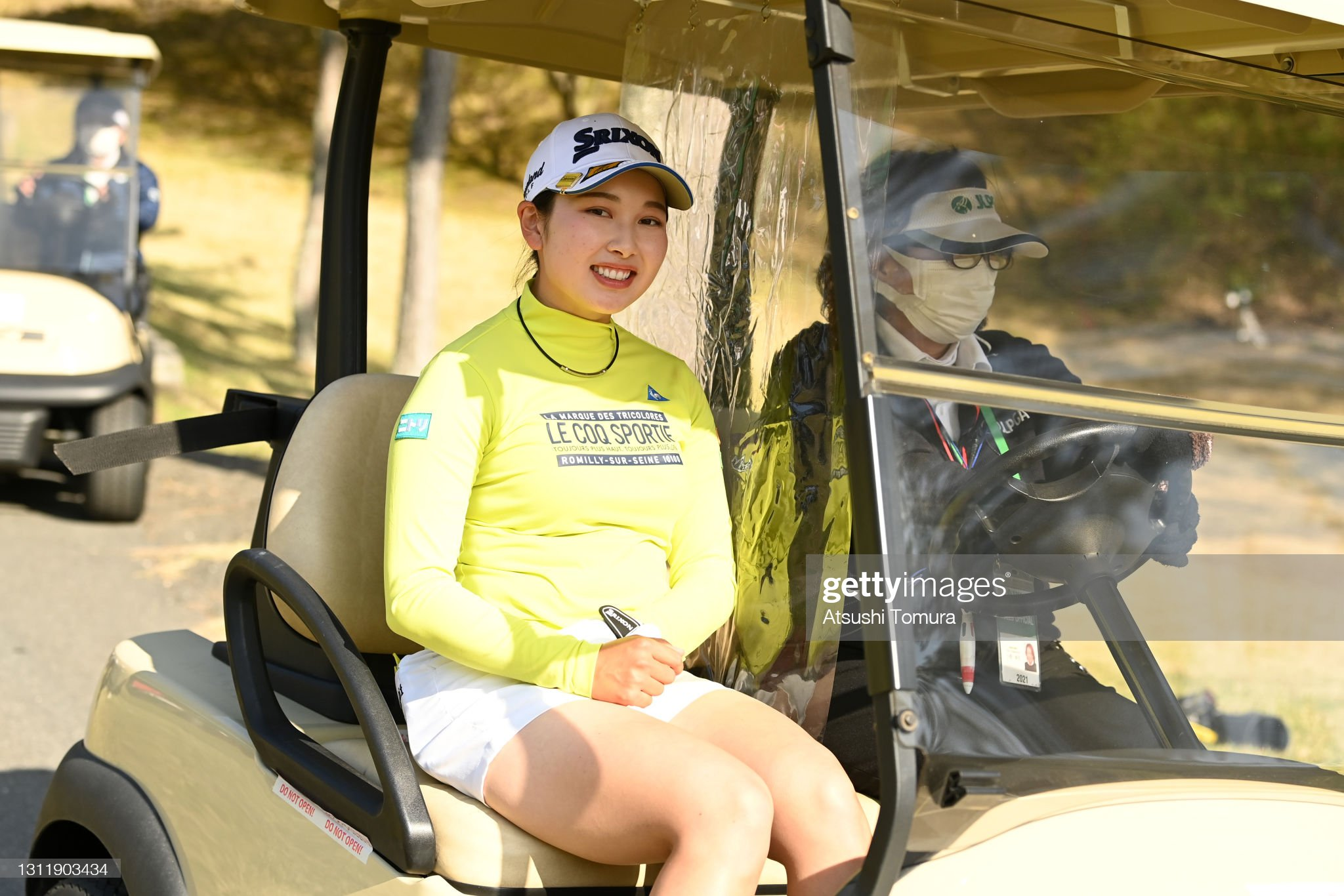 https://media.gettyimages.com/photos/sakura-koiwai-of-japan-is-seen-on-a-cart-on-her-way-to-the-18th-tee-picture-id1311903434?s=2048x2048
