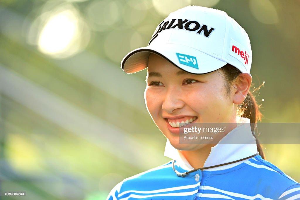Nitori Ladies Golf Tournament - Round Two : ニュース写真
