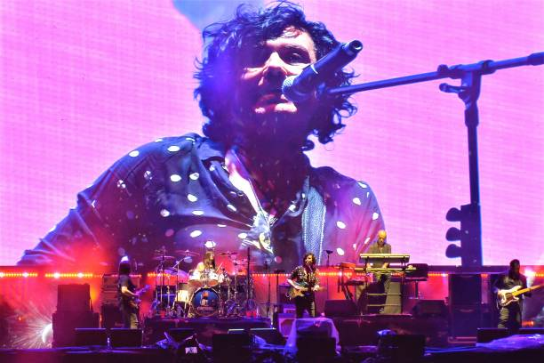 MEX: Caifanes Band In Concert