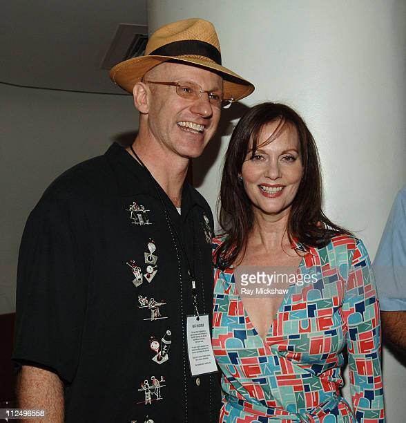 Sal Litvak and Lesley Ann Warren during 10th Annual Palm Beach International Film Festival Opening Night Party at Resort in West Palm Beach Florida...