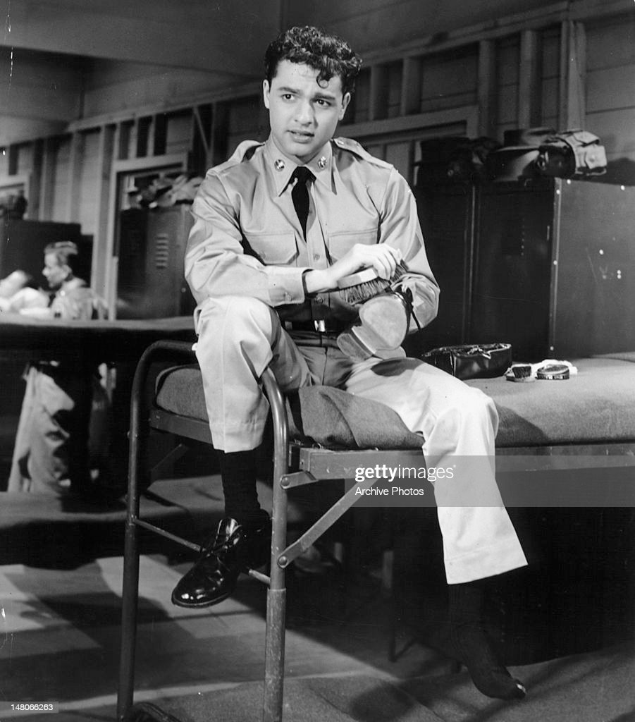 Sal Mineo In \'A Private\'s Affair\' Pictures   Getty Images
