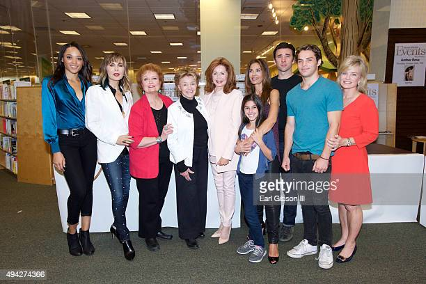 Sal Stowers Lauren Koslow Marie Cheatham Peggy McCay Suzanne Rogers Kristian Alfonso Billy Flynn James Lastovic and Mary Beth Evans attend the 'Days...
