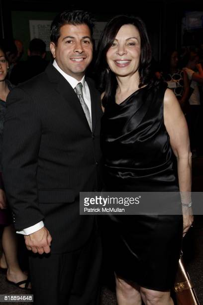 Sal Taddeo and Cathy Marto attend 92nd Street Y Annual Spring Gala starring Barry Manilow at 92nd Street Y on May 17 2010 in New York