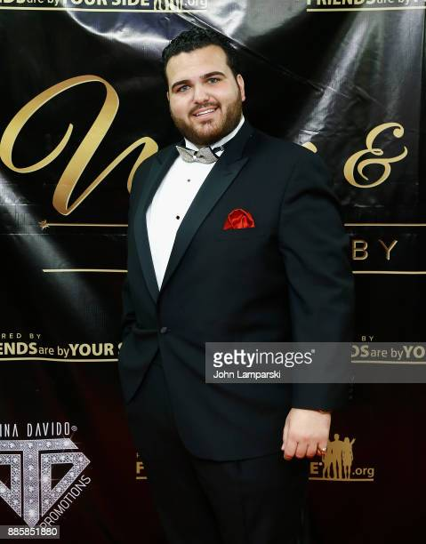 Sal Valentinetti attends the 2017 One Night With The Stars benefit at the Theater at Madison Square Garden on December 4 2017 in New York City